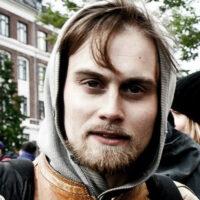 Anders Danielsen, Projektleder, innovation og udvikling. Roskilde Festvals kreative afdeling – Music & Creation.