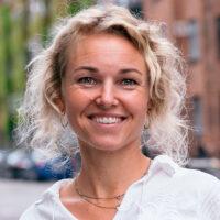 Fridda Flensted-Jensen, Konstitueret Innovationschef. Innovationshuset, Københavns Kommune.